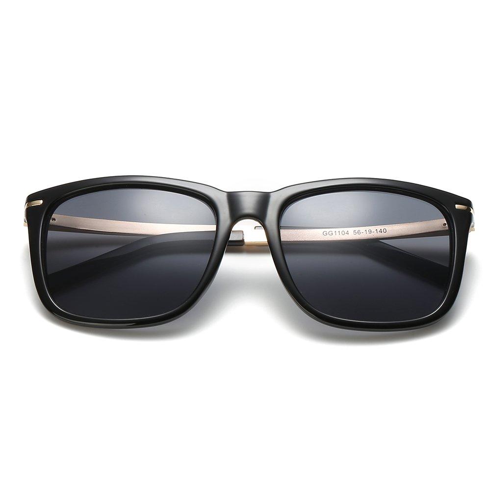 Nube Gafas de sol Gafas UV Mujer Hombre Fashion Plaza Lente Gris buen regalo San Valent/ín