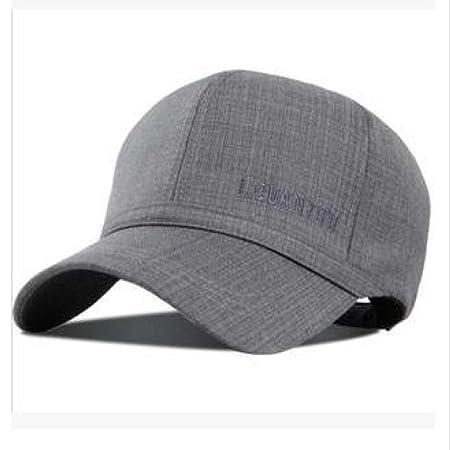 woyaochudan Sombrero de Primavera y Verano, Gorra de béisbol para ...