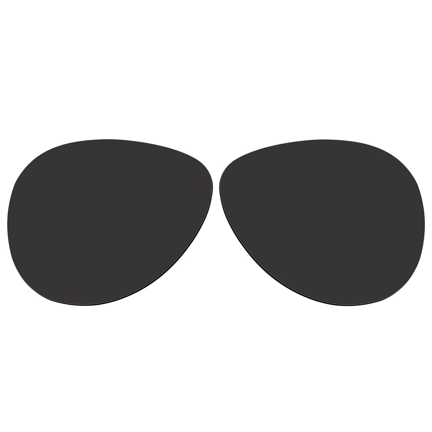 73846f2d67 ACOMPATIBLE Replacement Lenses for Oakley Caveat Sunglasses OO4054 (Black -  Polarized)  Amazon.co.uk  Sports   Outdoors