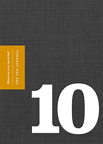 Free The 10 Journal: What's on Your Top 10 List?