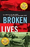Broken Lives by Estelle Blackburn front cover