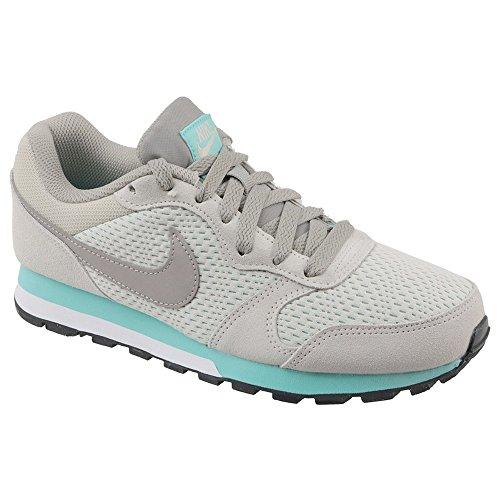 Nike Damen MD Runner 2 Gymnastikschuhe Beige (Light Orewood Brown/Cobblestone/Aurora Green