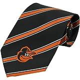 Baltimore Orioles Woven Polyester Necktie