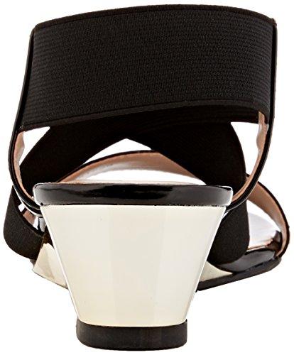 Lotus Briee - Sandalias de tobillo Mujer Black (black Shiny)