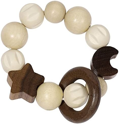 Moon and Stars Heimess 733710 Wooden Clip On
