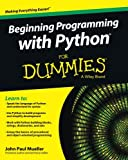 img - for Beginning Programming with Python For Dummies (For Dummies Series) book / textbook / text book