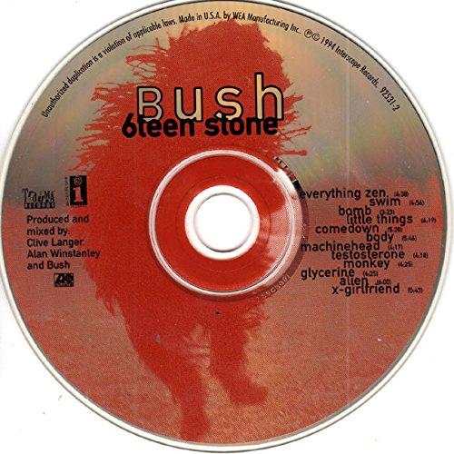 6teen stone bush - 2
