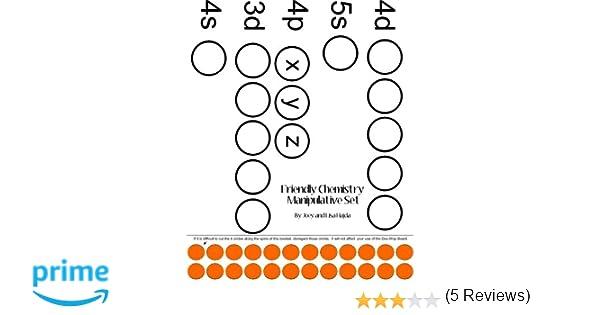 Amazon.com: Friendly Chemistry Manipulative Set (9781456542214 ...