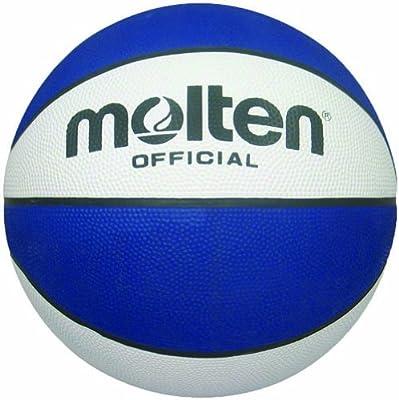 Molten Premium - Balón de Baloncesto de Goma, tamaño 7, Color Azul ...