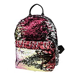 Bling Sequins Backpack School Bags for Teens