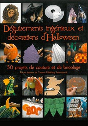 déguisements ingénieux et décorations d'Halloween -
