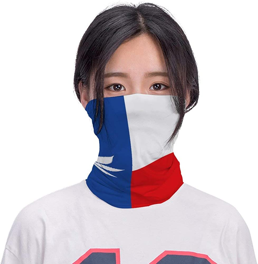 Wind UV Protection Neck Gaiter for Outdoor Sports Face Mask Bandana Face Scarf