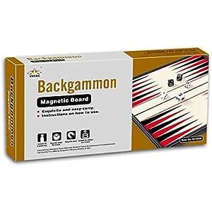 Backgammon set Small size 20X20X2 CM