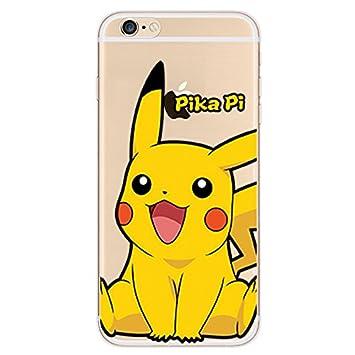 949b6e47cd Cute Pikachu Mobile Case Collection - Custom Cartoon: Amazon.co.uk:  Electronics