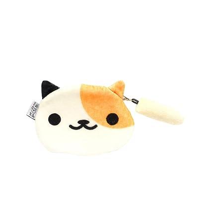 Amazon.com: Lluvia de pan Anime Neko Atsume gato Backyard ...