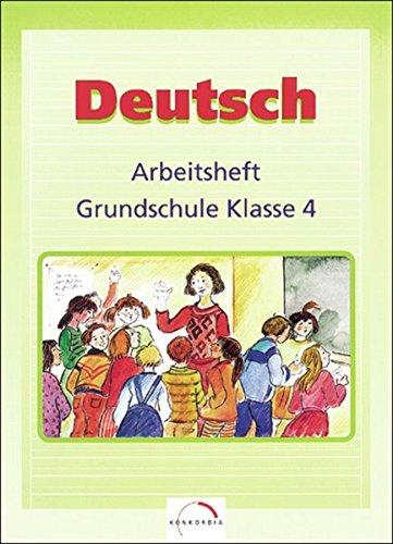 Deutsch Arbeitshefte: Deutsch: Arbeitsheft 4