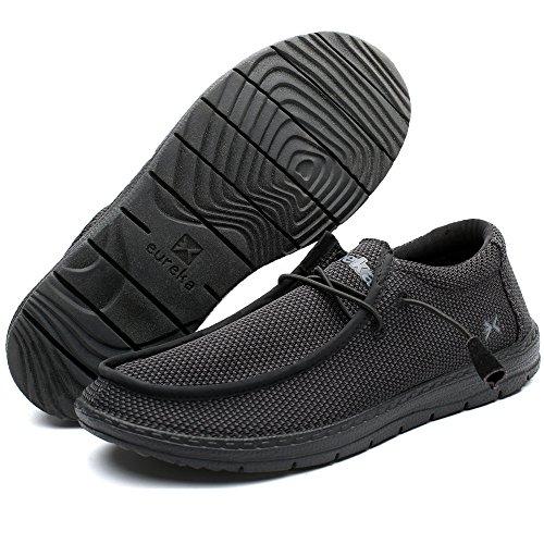 Eureka USA Traveler Men's Casual Loafer Comfort Walking Shoe