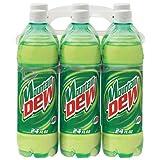Mountain Dew Soda, 24 Ounce (24 Bottles)