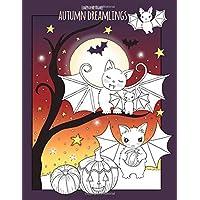 Autumn Dreamlings: a beautiful fall coloring book