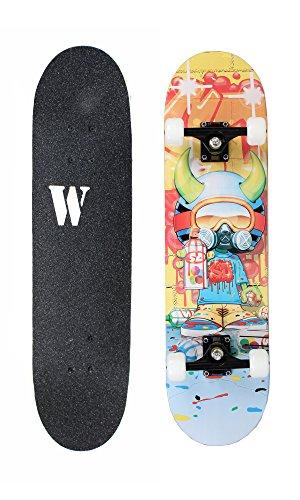 X Free 31'' Complete Skateboard (12)