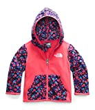 The North Face Infant Glacier Hoodie, Paradise Pink