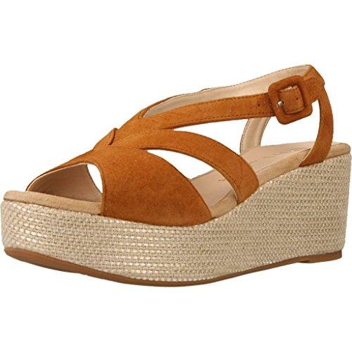 UNISA Sandales, color Marron, marca, modelo Sandales KENYA KS Marron