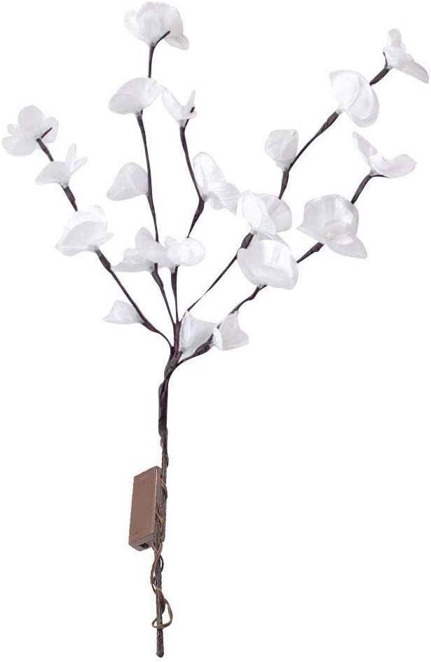 Wankd LED Lichterzweige Dekoleuchte Dekozweige Lichterzweige LEDs Lichter Zweige Lichterbaum LED Baum Lichterzweig Dekobeleuchtung f/ür Innen Au/ßen Lila Rosa
