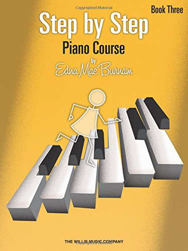 Step by Step Piano Course (Book 3)