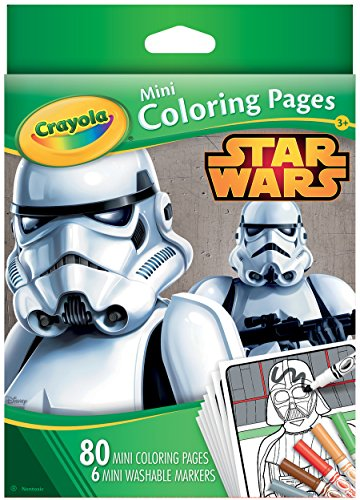 Crayola Star Wars Coloring Pages