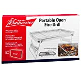 Budweiser Camping Grill - Portable Compact Outdoor