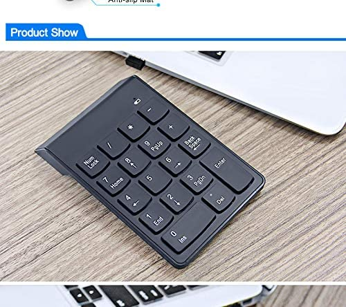 Keyboards, Mice & Input Devices Numeric Keypads YOUQING Wireless ...