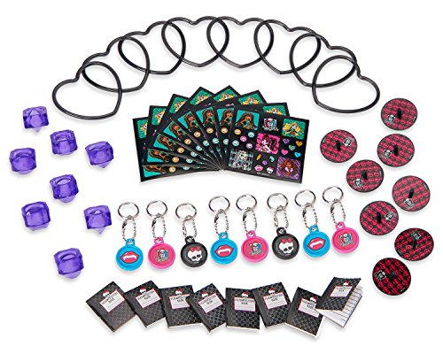 American Greetings Monster High Party Favor Pack (Value -