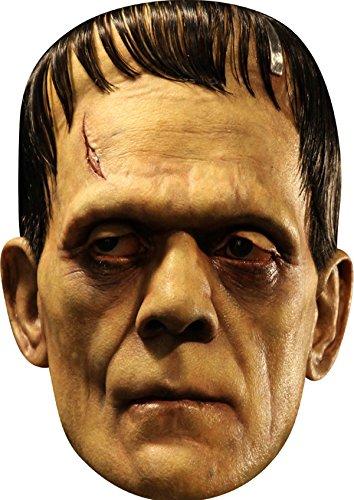 Máscara de Frankenstein 2017 para fiesta de disfraces: Amazon.es: Juguetes y juegos