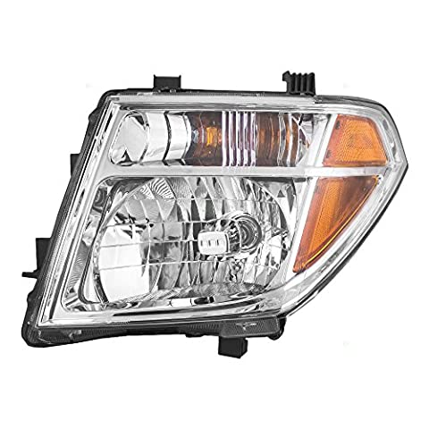 Drivers Headlight Headlamp Replacement for Nissan Pickup Truck SUV 26060EA525 - Nissan Frontier Headlight Replacement