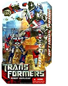 Transformers: The Movie Robot Replicas > Optimus Prime Action Figure