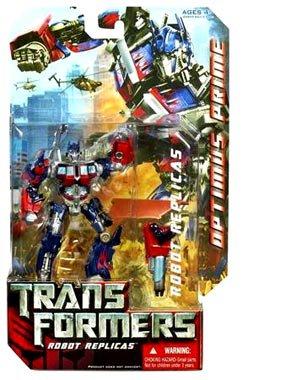 Transformers: The Movie Robot Replicas > Optimus Prime Action Figure (Optimus Prime Movie)