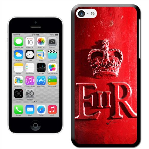 Fancy A Snuggle ''Queens Crown Royal Diamond Jubilee'Snuggle Hartschalenhülle für Apple iPhone 5C
