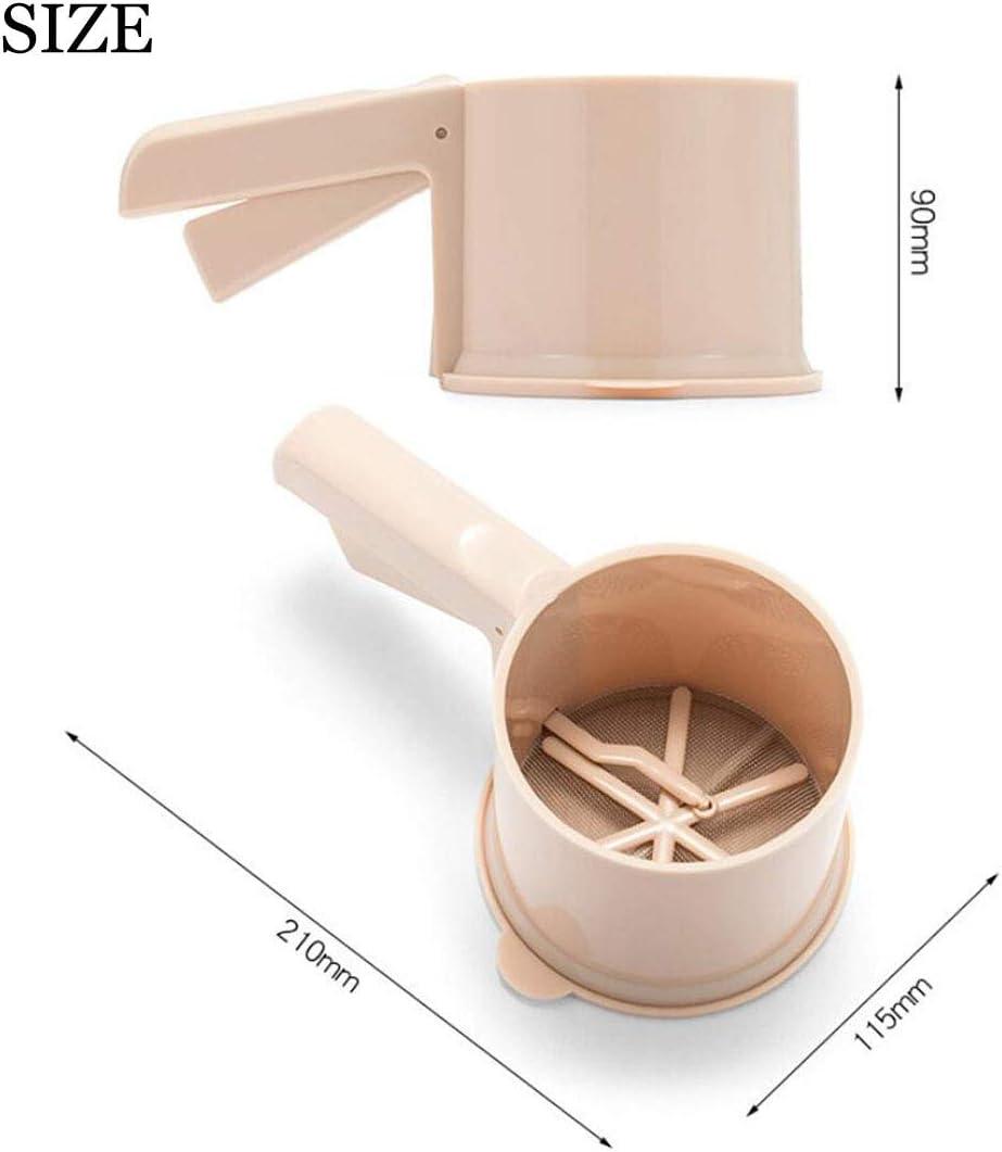 farina di cocco MMIAOO farina di cocco setaccio semiautomatico farina di cocco farina per farina farina di cocco setaccio per farina