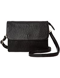 Roomy Pockets Series Small Crossbody Bag Cell Phone Purse Wallet For Women