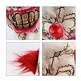 Xiao Chou Ri Ji Cosplay Mask Latex Clown Halloween