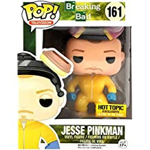 Funko Pop! TV #161 Breaking Bad Jesse Pinkman (Hot Topic Exclusive) Glow in The Dark
