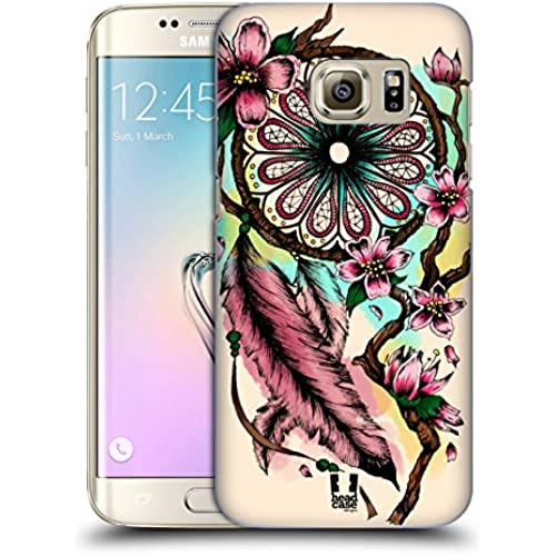 Head Case Designs Blossoms Dreamcatcher Bloom Hard Back Case for Samsung Galaxy S7 Sales