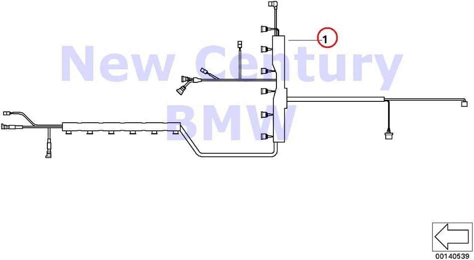 [DIAGRAM_09CH]  Amazon.com: Genuine BMW E81 E82 E84 E87N E88 E90 Ignition Wiring Harness  OEM 12517605050: Automotive | E88 Wiring Diagrams |  | Amazon.com