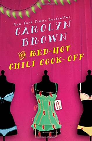 book cover of The Red-Hot Chili Cook-Off