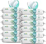 Baby Wipes, Pampers Aqua Pure Sensitive Water