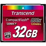 Transcend コンパクトフラッシュカード 32GB 800x 無期限保証 TS32GCF800