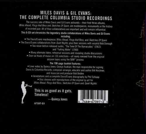 The Complete Columbia Studio Recordings by Columbia / Legacy
