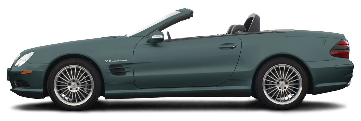 Amazon 2004 mercedes benz sl55 amg reviews images and specs product image sciox Choice Image