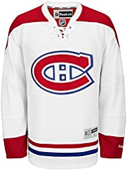 Reebok Montreal Canadiens NHL Men's White Je