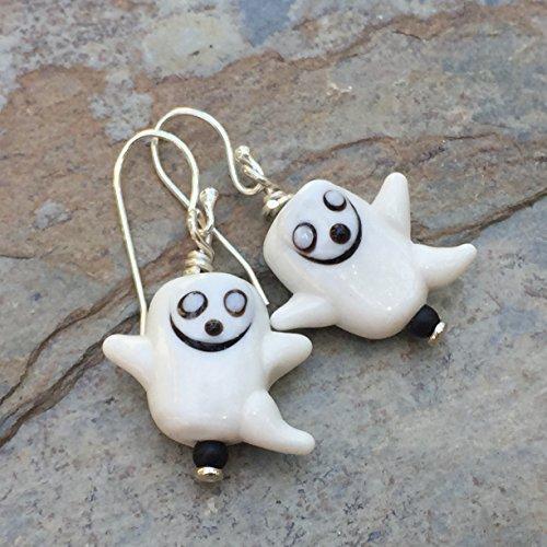 Ghost Earrings -